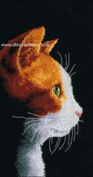 Kitten Il  Cross Stitch Kit